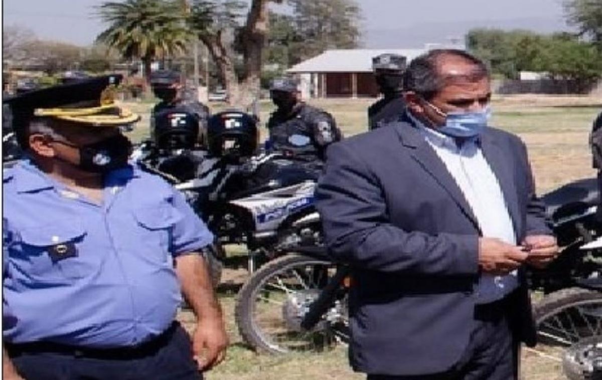 Subjefe de Policía