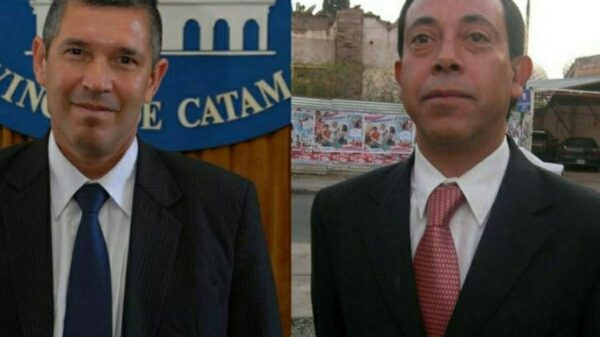 Raúl Da Prá y Juan Pablo Morales