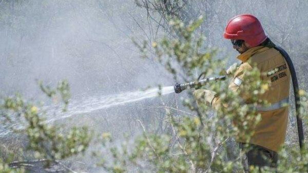 incendios en Catamarca