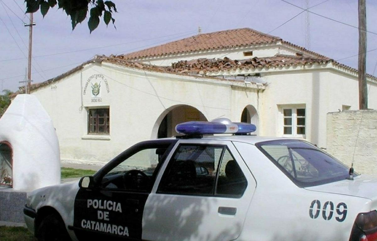 violencia en Catamarca