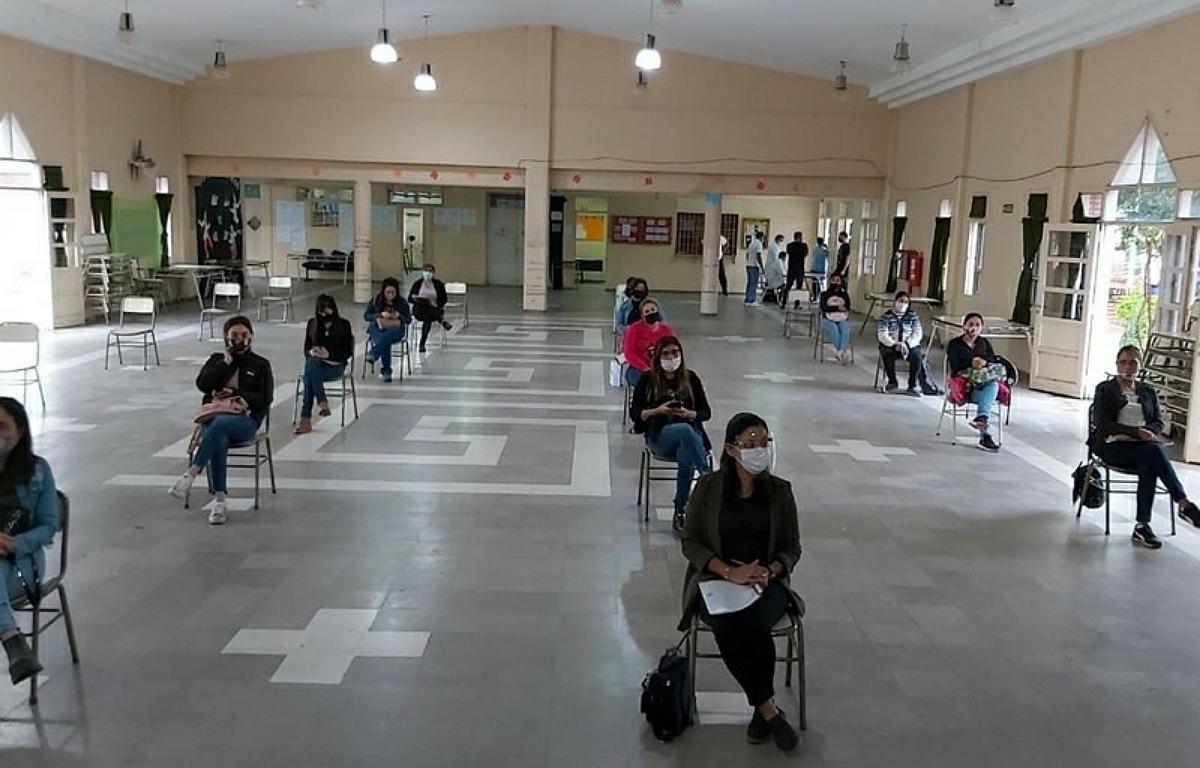 Asambleas Docentes en Catamarca