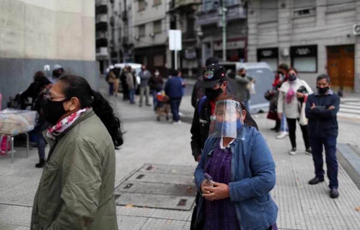 Coronavirus en Argentina