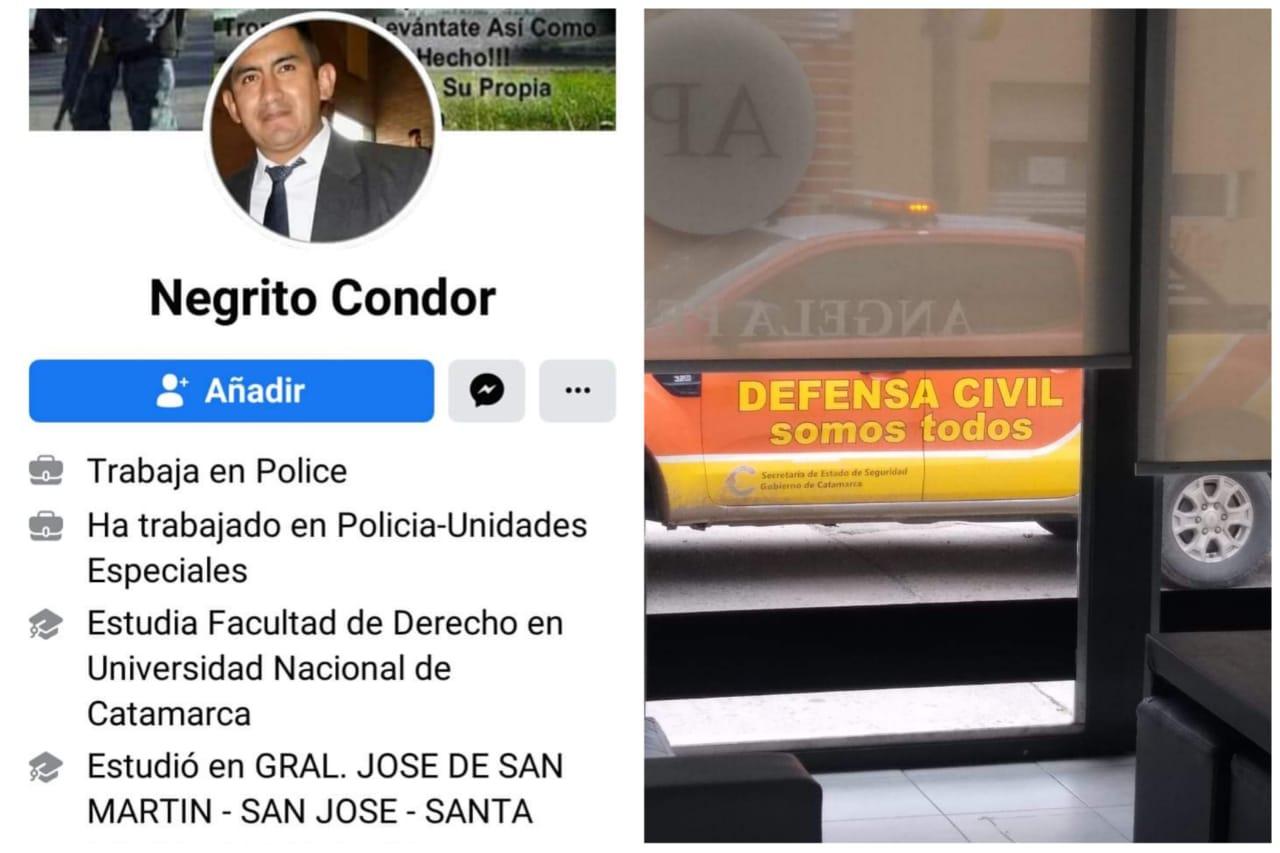 Defensa Civil de Catamarca