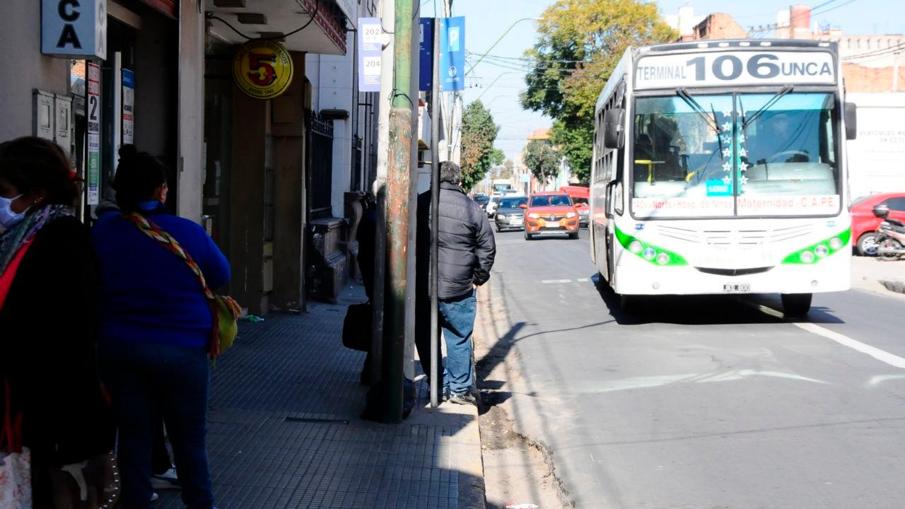 transporte público en Catamarca