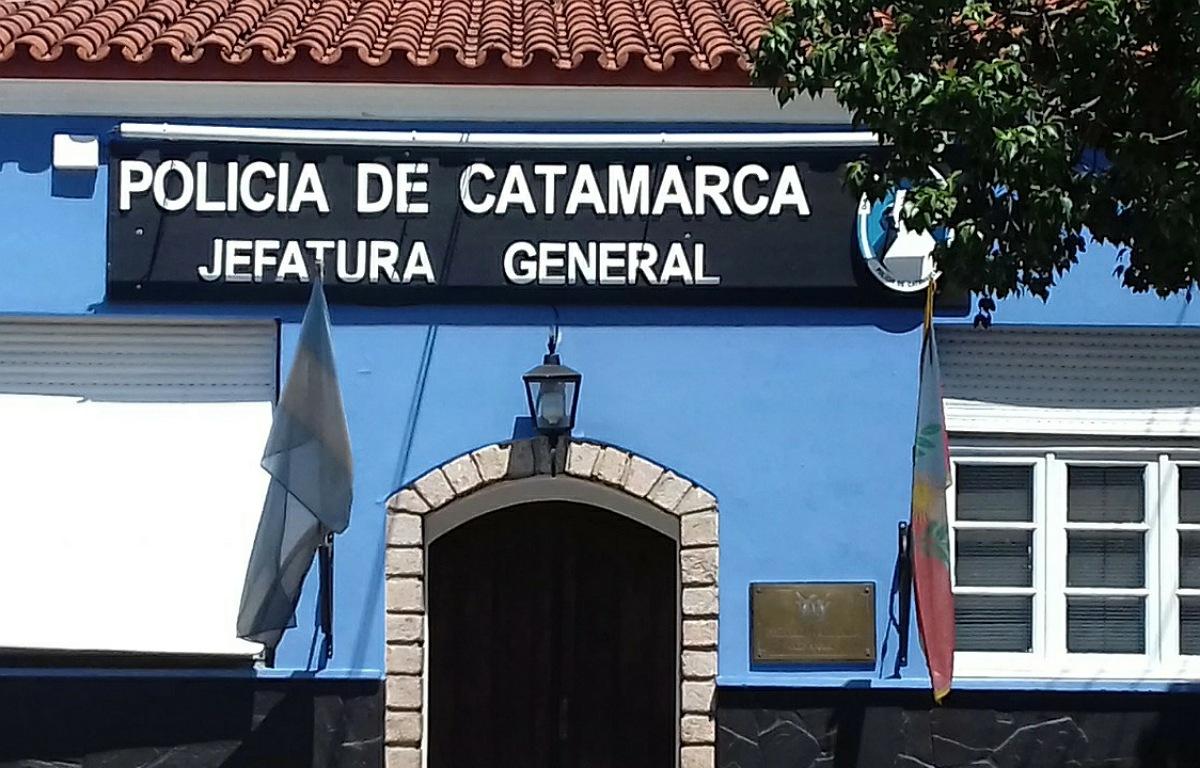 Policía de Catamarca
